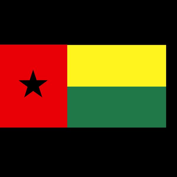 Guinea Bissau Flag PNG Clip art