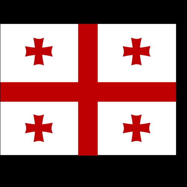 Former Ussr Flag Of Georgia PNG Clip art