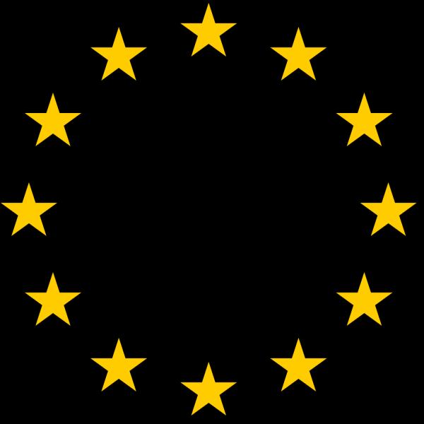 European Stars PNG Clip art