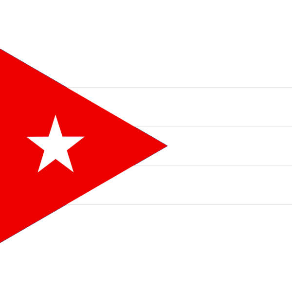 Flag Of Cuba PNG icons
