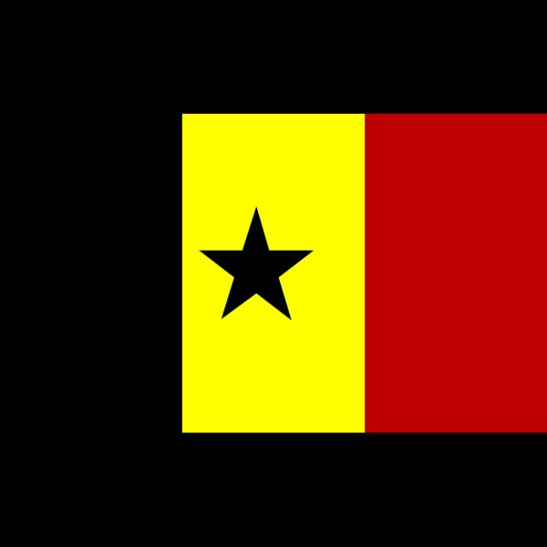Flag Of Senegal PNG Clip art