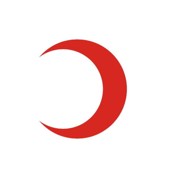 Flag Of The Red Crescent Reverse PNG Clip art