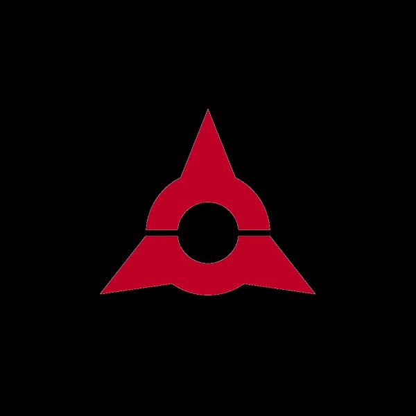 Flag Of Ube Yamaguchi PNG Clip art