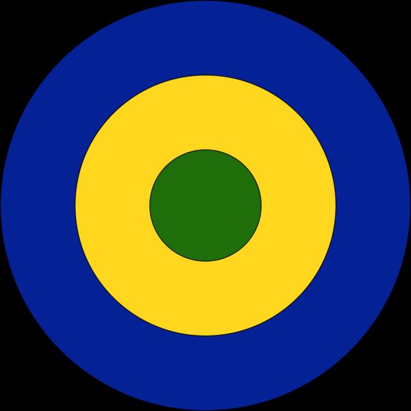 Roundel Gabon PNG images
