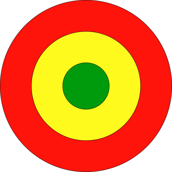 Roundel Ghana PNG Clip art