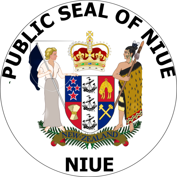 Public Seal Of Nieu PNG Clip art