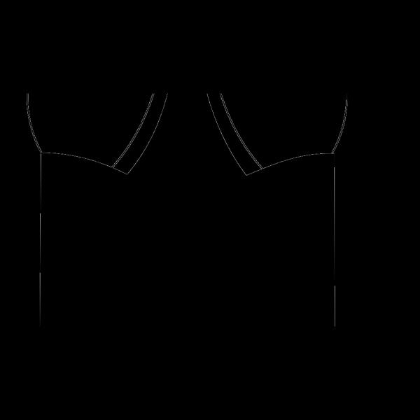 Kendo Tshirt PNG Clip art