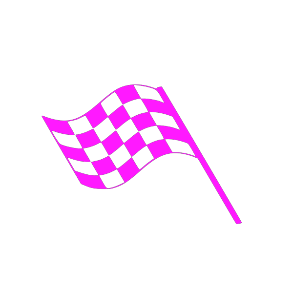 Pink Flags PNG Clip art