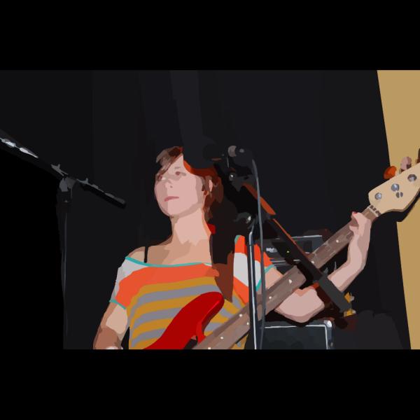Guitar Player PNG Clip art