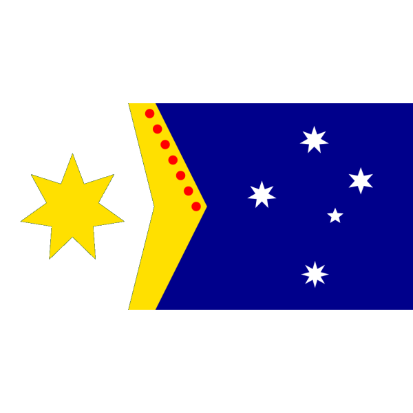 Alternate Australian Flag PNG Clip art