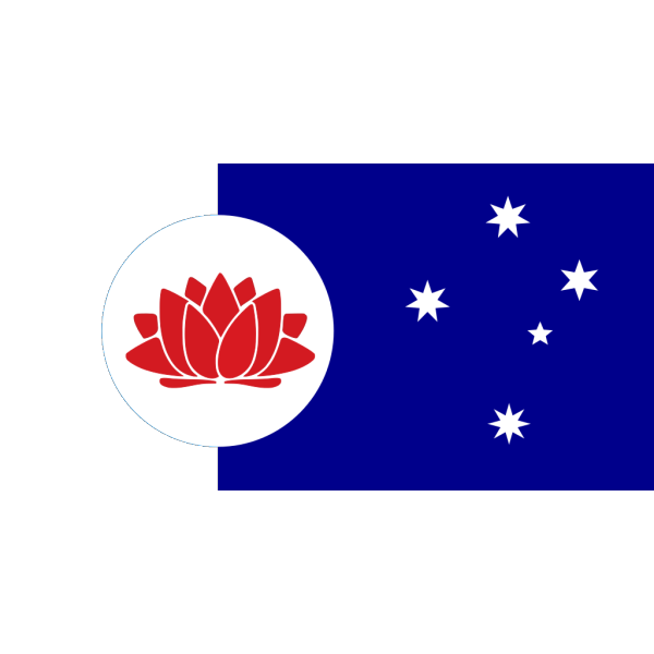Alternate Nsw Flag PNG Clip art