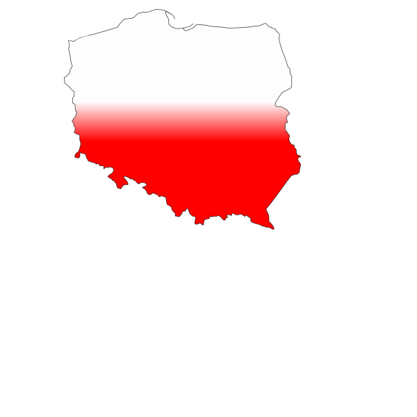 Polandcontourflag PNG images