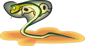Cartoon Cobra PNG images