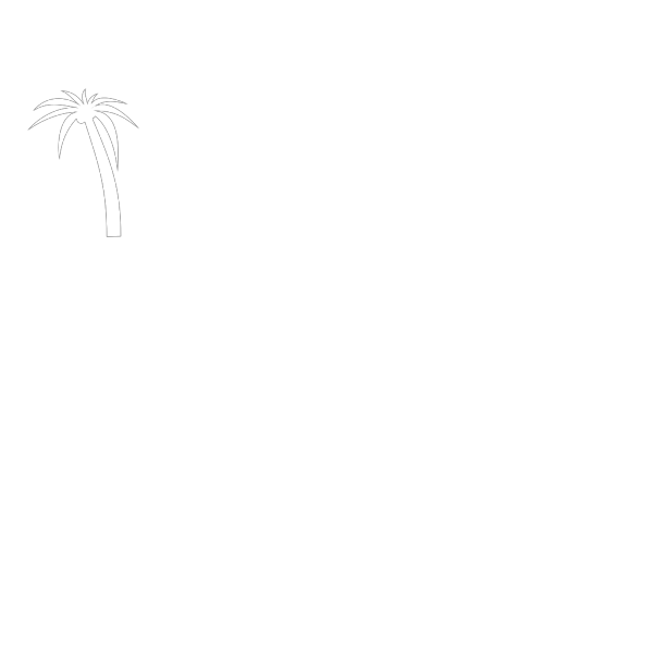 White Palmetto Moon PNG icons