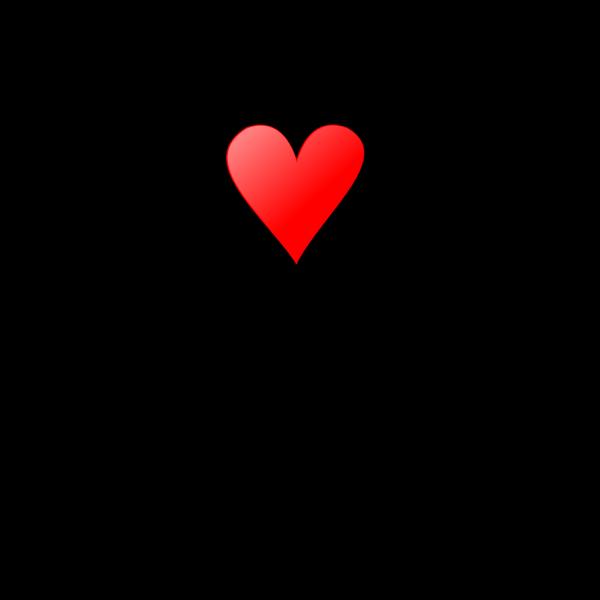 Wings N Heart Ff PNG Clip art