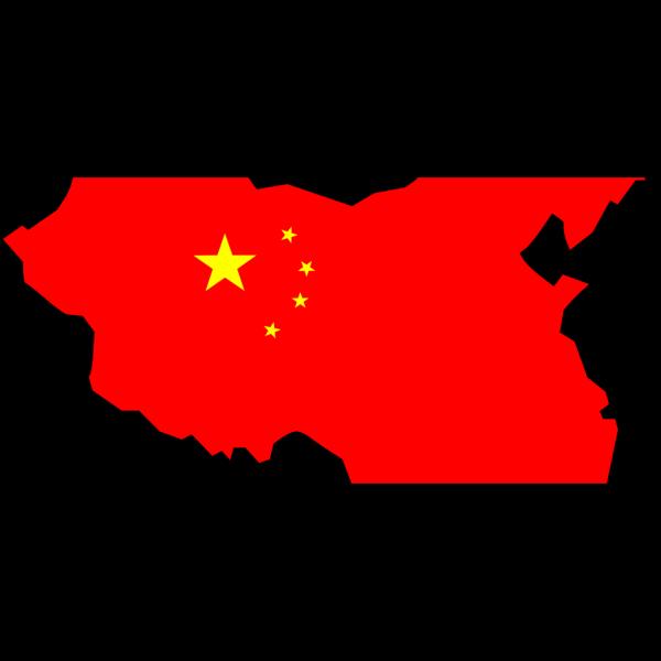 China Map PNG Clip art