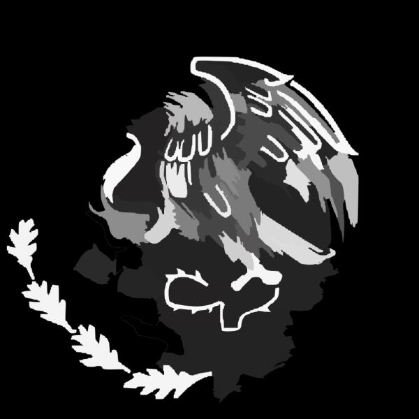Mexican Flag Logo PNG Clip art
