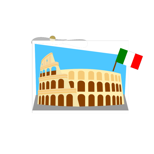 Italian Flag PNG Clip art
