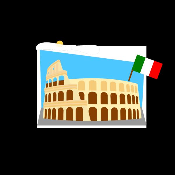 Italian Language PNG Clip art