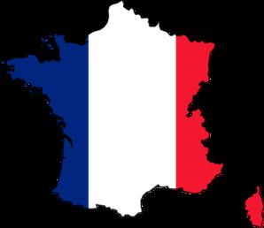 France Flag PNG Clip art
