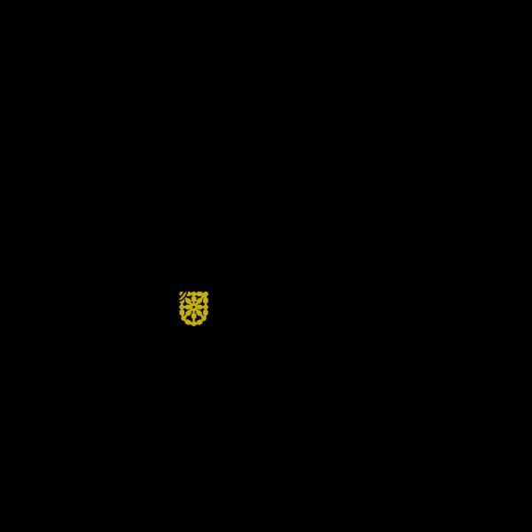 Spain Flag Outline PNG Clip art