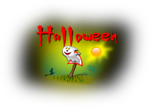 Halloween Abstract Drawing PNG images