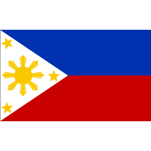 Flag Of The Philippines By Jsonn PNG Clip art