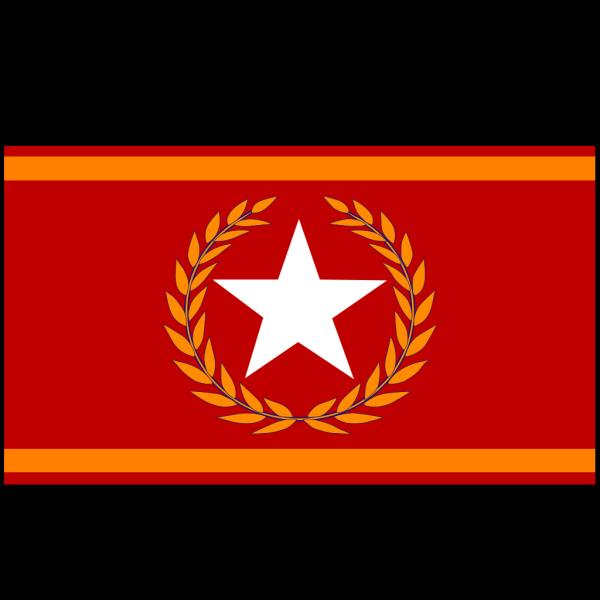 Texas Star Flag PNG Clip art