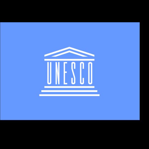 Unesco Flag PNG Clip art