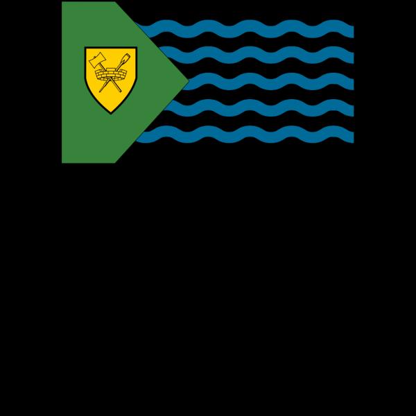 Vancouver City Flag PNG Clip art