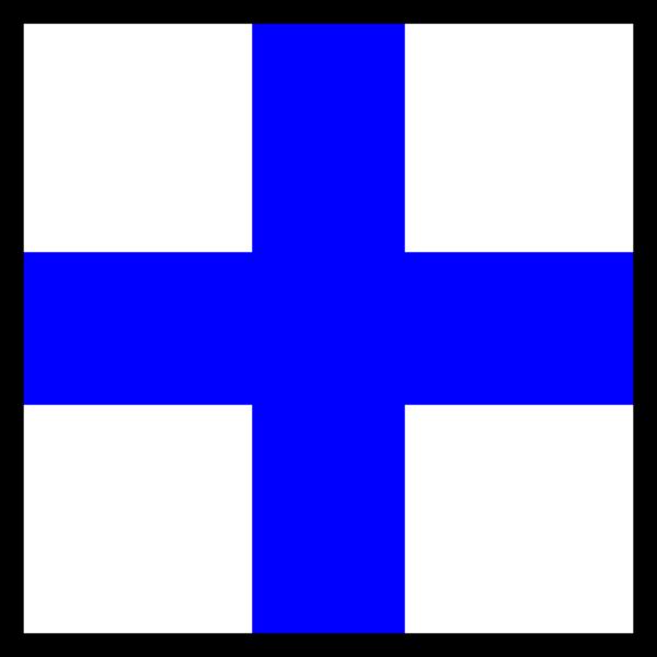 Signal Flag Xray PNG Clip art