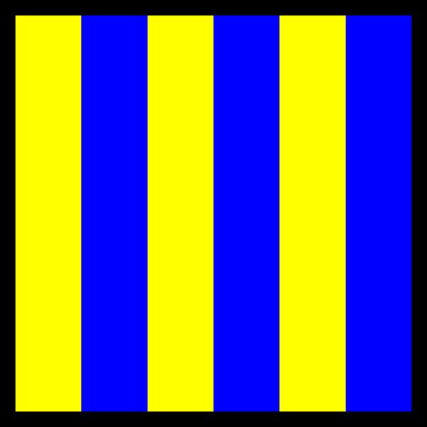 Signal Flag Golf PNG Clip art