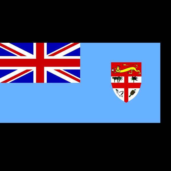 Flag Of Fiji PNG Clip art