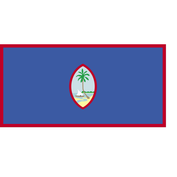 Guam Flag PNG icons
