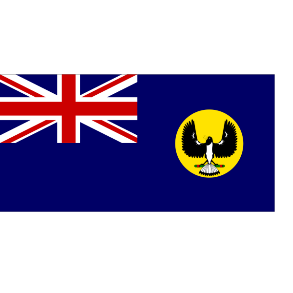 Incomplete Flag Of The Governor Of South Australia PNG Clip art