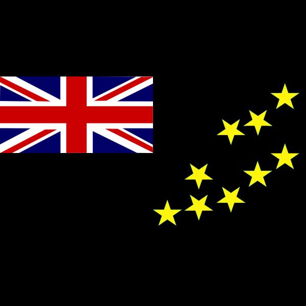 Flag Of Tuvalu PNG Clip art