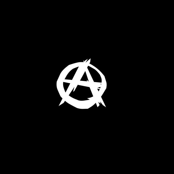 Anarchist Flag PNG Clip art