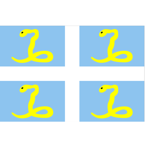 Variation Of The Flag Of Martinique PNG Clip art