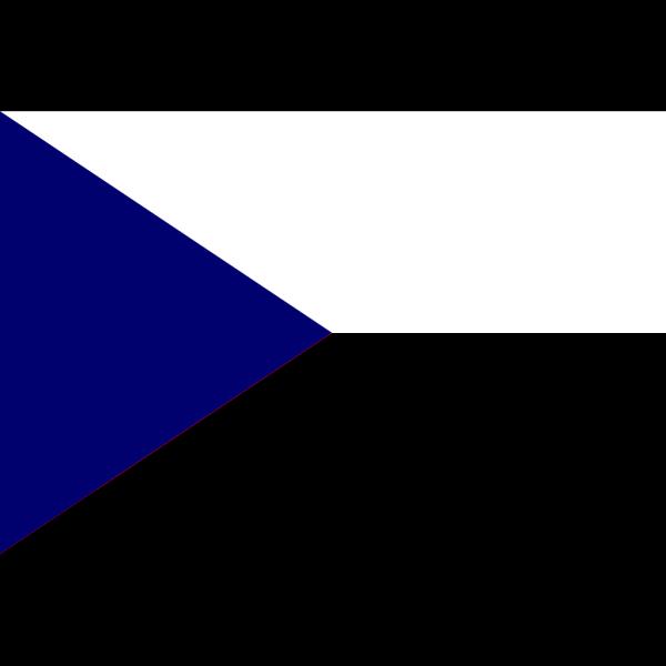 Flag Of The Czech Republic PNG Clip art