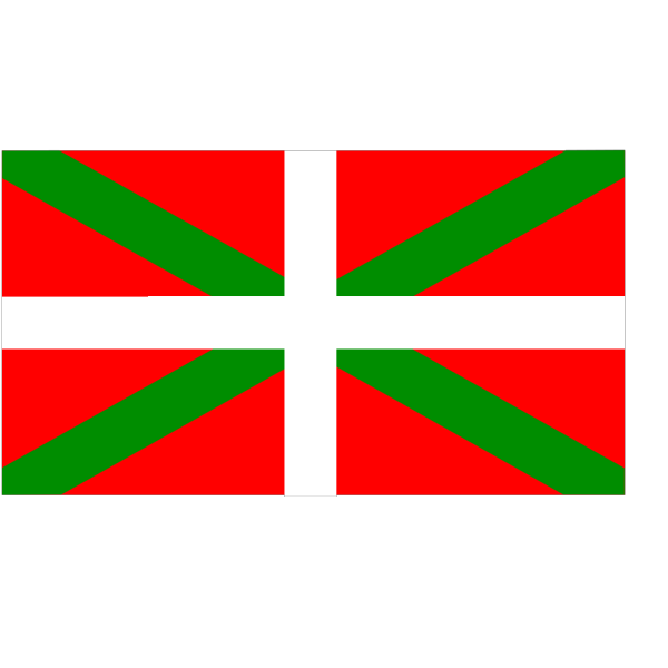 Flag Of Basque Country PNG Clip art