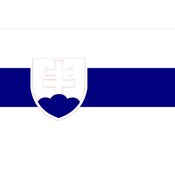 Flag Of Slovakia PNG images