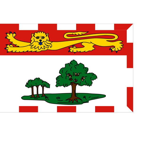 Flag Of Prince Edward Island PNG Clip art