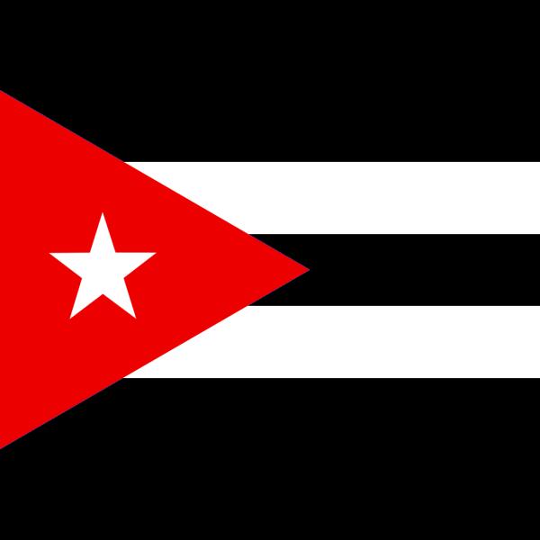 Flag Of Cuba PNG Clip art