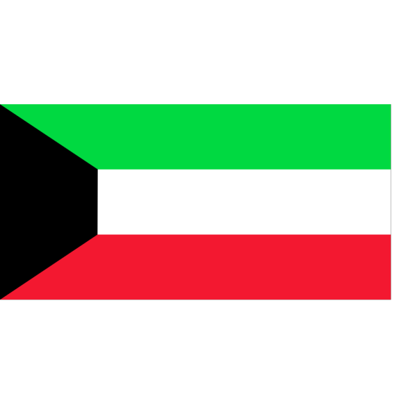 Flag Of Kuwait PNG images