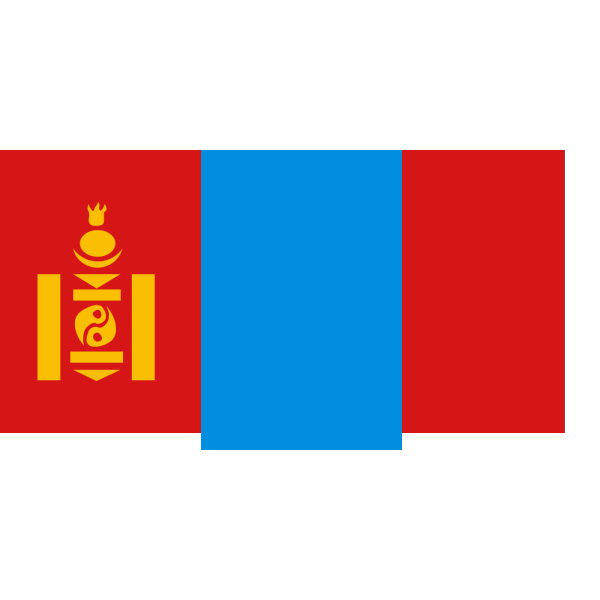 Flag Of Mongolia PNG Clip art