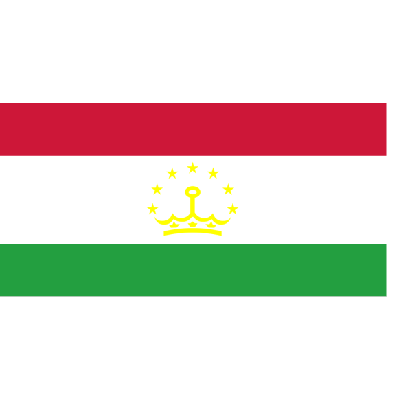 Flag Of Tajikistan PNG images