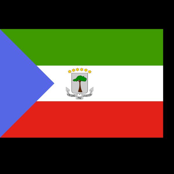 Flag Of The Republic Of Equatorial Guinea PNG Clip art