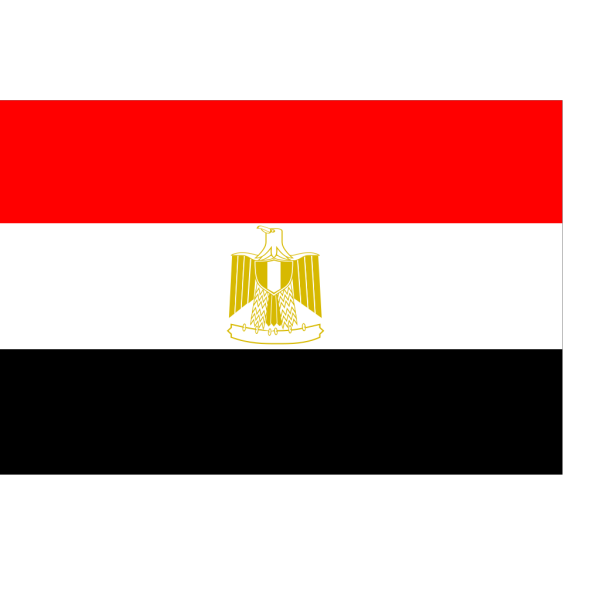 Flag Of Egypt PNG images