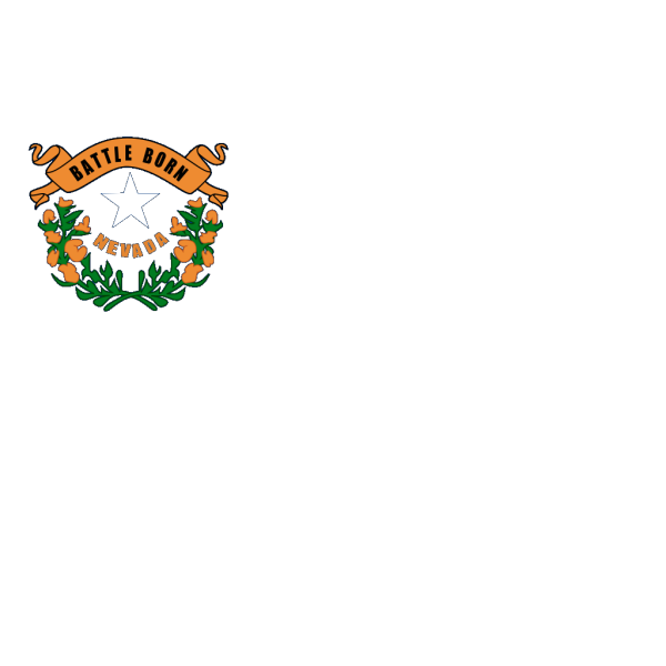 Flag Of Nevada PNG Clip art