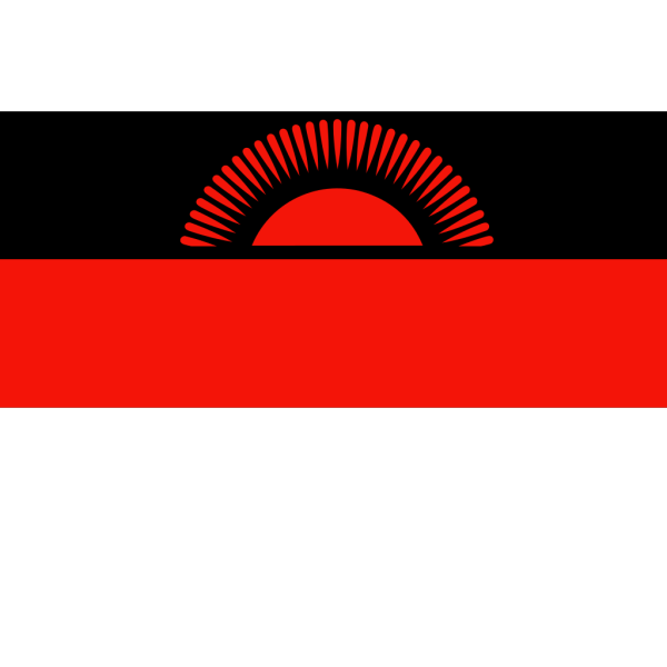 Flag Of The Republic Of Malawi PNG Clip art